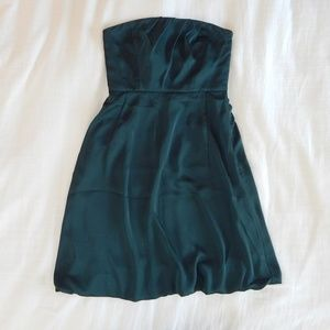 BANANA REPUBLIC dress strapless bubble 2